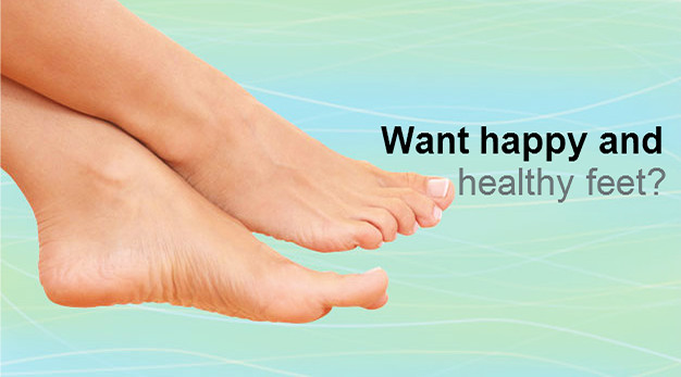 healthier feet by using laser treatment for toenail fungus